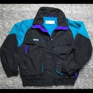 Columbia Powder Keg Color Block Jacket